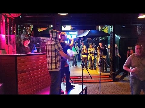 Dylan Moreau & Trent Cambo @Perth Open Mic Nights