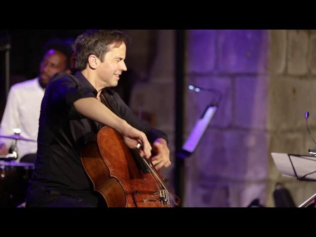 Richard Wagner - Franz Schubert / Raphaël Imbert & Jean-Guihen Queyras « Invisible Stream