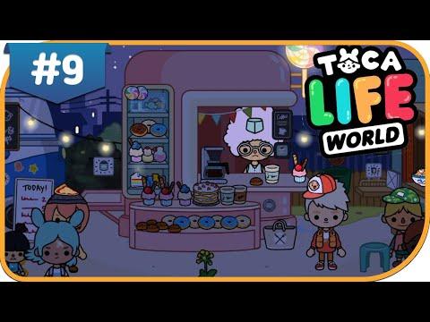 Toca Life World #9 Toca Boca  Educational  Simulation Fun game for Kids  HayDay