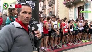 MARATHON   Plateau 1   Départ   Chamonix Marathon du Mont Blanc 2015