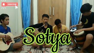 Sotya - Gapero Creative (Dru Wendra)   Cover by gapuk squad