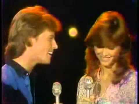 ANDY GIBB  VICTORIA PRINCIPAL    All I Have To Do Is Dream