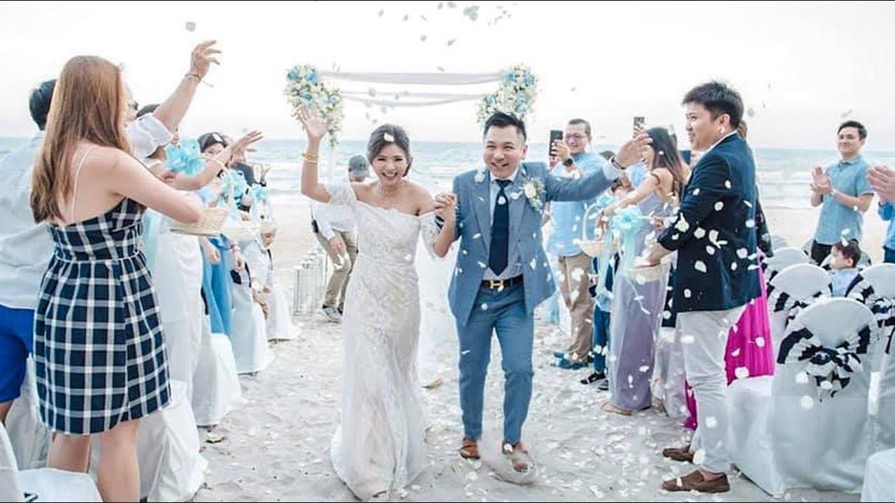 Western Wedding Jacky Yuliana At Marrakesh Hua Hin Resort Spa