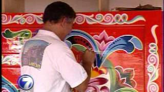 La carreta típica costarricense será uno de los principales atractivos  de la EXPOTUR