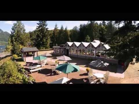 Blind Channel Resort   Thurlow Island, British Columbia