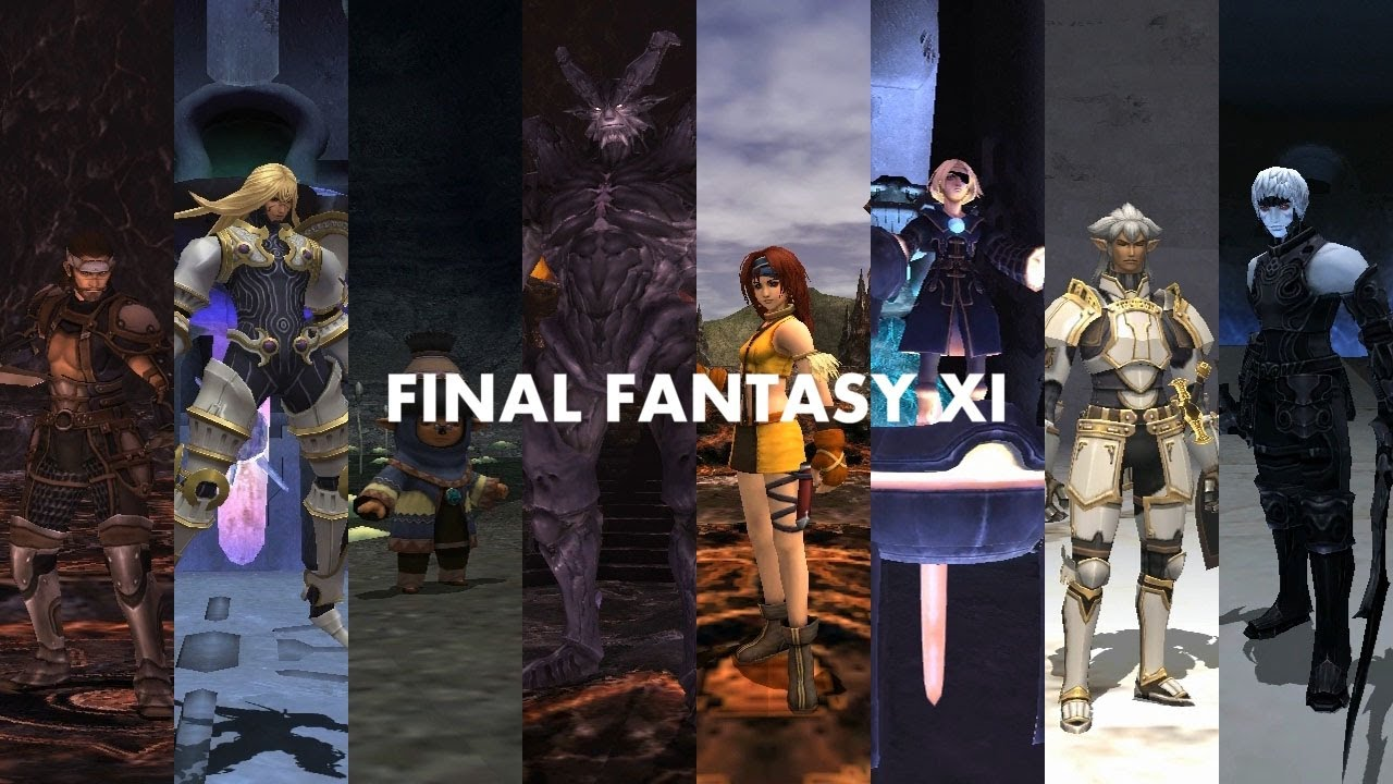 Ultimate Collection Jpg: FINAL FANTASY XI: Ultimate Collection Seekers Edition