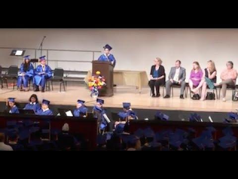 Best Middle School Graduation Speech