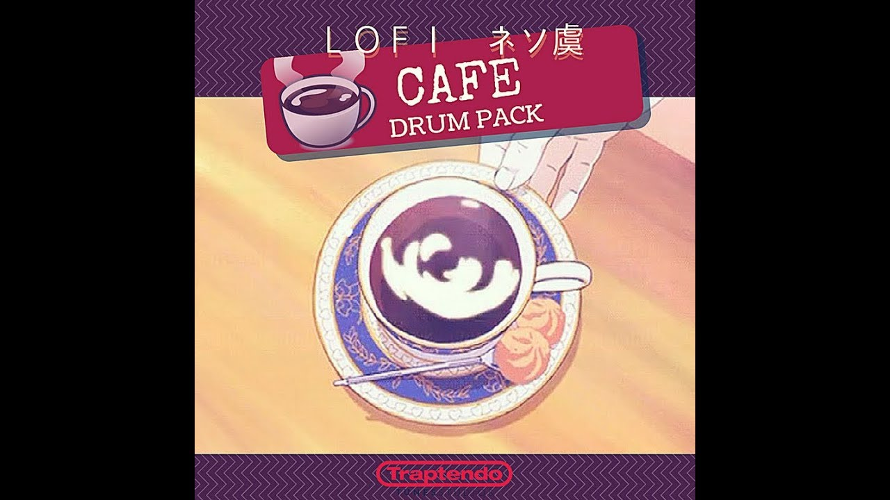 LOFI ネソ虞 at caf é DRUM PACK AND LOOPS WALKTHRU (ableton live chilled cow)