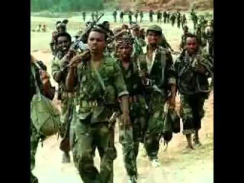 Oromo - Revolutionary Song