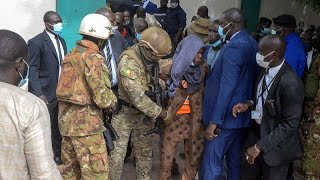 Mali : l'enquête sur la tentative d'assassinat du colonel Goïta se concrétise