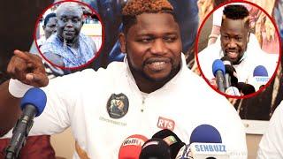 Tapha Tine avertit Boy Niang 2 «Bou arbitre sifflé ma door ko mou danou, Balla Gaye 2 Amoul