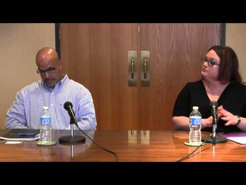 Springfield School Board Subdistrict 3 candidate interview session (3.23.15)