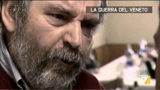 La Gabbia - La guerra del Veneto 06/04/2014