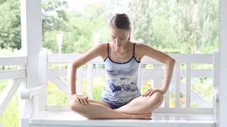 Уроки йоги. Пранаяма #КАПАЛАБХАТИ.