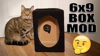 "6x9 Speaker Box ""Mod"" - Sound Test"