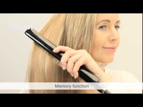 Quick Start Video for the HS 80 hair straightener from Beurer