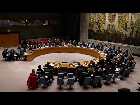 الأمم المتحدة تدعو إلى إيصال المساعدات للسوريين حتى ولو -عبر معبر واحد-  - 18:59-2020 / 7 / 11