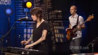 Tegan and Sara - Alligator  @Spinner Interface