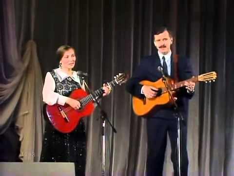 Анна Широченко и Леонид Серебренников в ЦДЖ