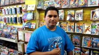 StocktonCon 2014: Second Opinion With Special Guest Vincent Gomez