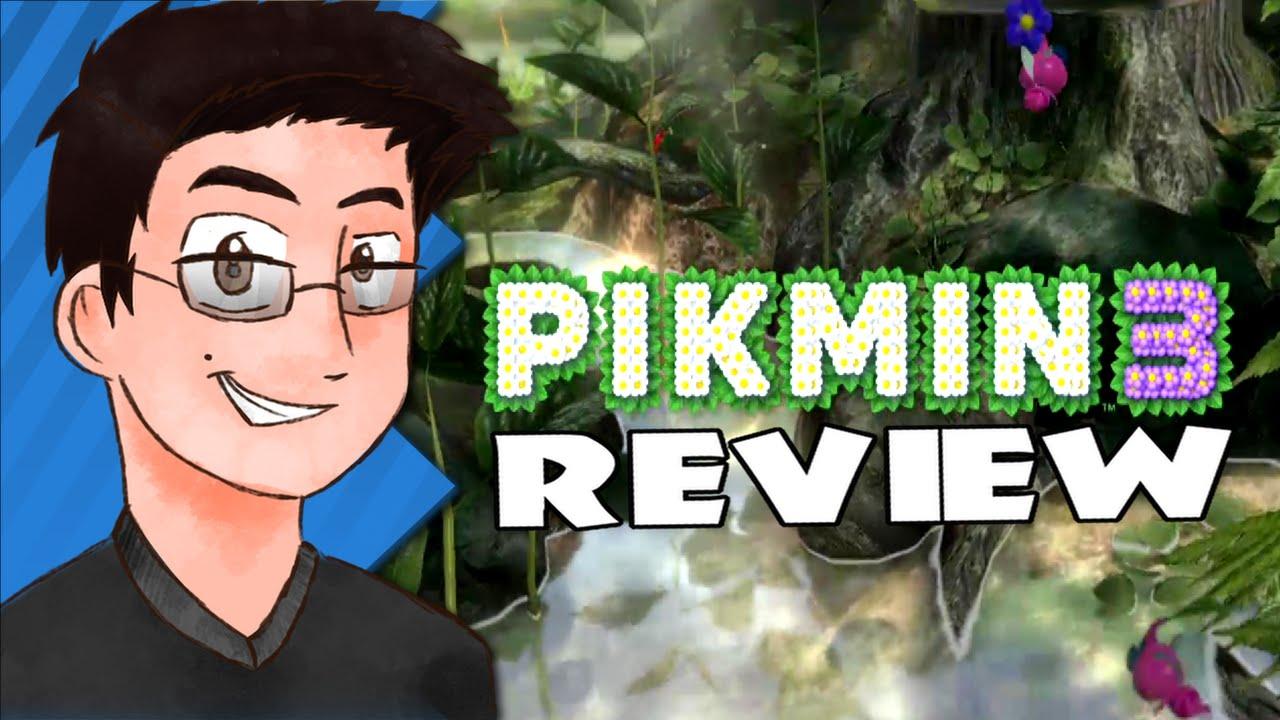 Pikmin 3 Review Wii U Youtube