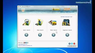 DDR Memory Card Recovery Software to Recover Data from 32 GB Memory Card