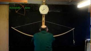 Bickerstaffe Bows - How a Bow is Born - Part 5