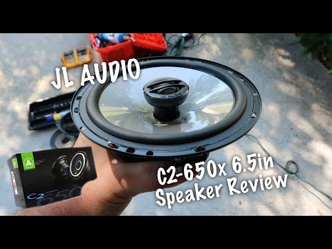 JL AUDIO C2-650X REVIEW / SOUND TEST