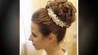 Модні весільні зачіски 2017 новинки фото