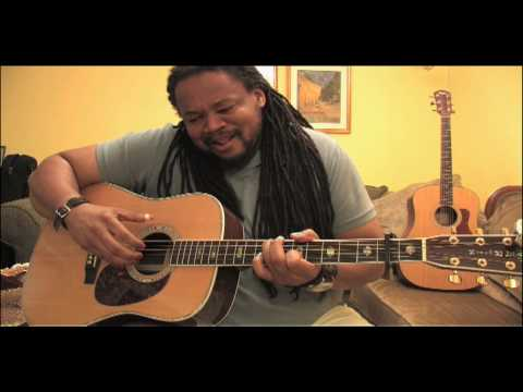Whats Love Got To Do With It (Tina Turner) My Arrangement Done On The Martin D41 Unplugged