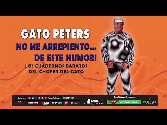😂 Gato Peters - No me arrepiento de este humor 😸 - Fedorco Producciones