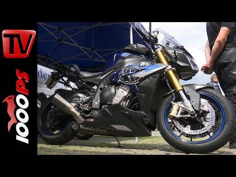 2015 Wunderlich BMW S 1000 R | Zubehör, Karbon, Details
