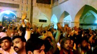 Dhamal of Lal shahbaz qalandar Sehvan Sharif  ( Created by Aamir Raza 03006884500)