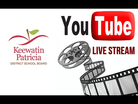 KPDSB Sioux Lookout Live Stream