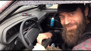 Совет как выхватить пистолет в машине