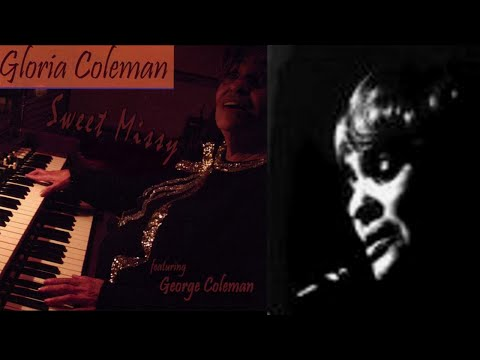 Gloria Coleman - Put'Em in a Box, Tie'Em with a Ribbon (from the cd: Sweet Missy, 2008)