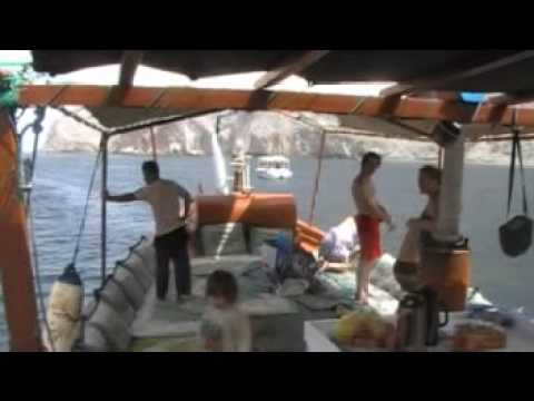 G&MGlobal Omani Dhow Cruise
