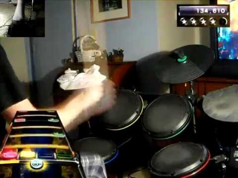 Rock Band 3 - Rebel Love Song - Pro Expert Drums FC - Hands