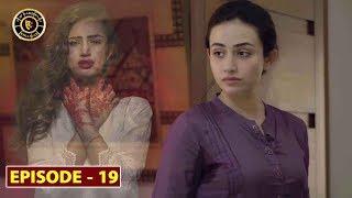 Ruswai Episode 19 | Sana Javed & Mikaal Zulfiqar | Top Pakistani Drama