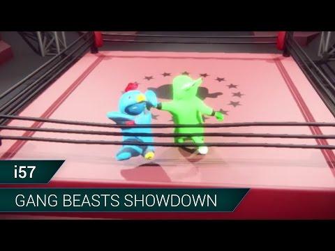 Insomnia57 | Gang Beasts w/ Yogscast Turps, Mini Ladd, Terroriser & AshleyMariee