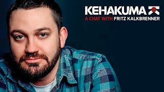 Kehakuma presents a chat with Fritz Kalkbrenner