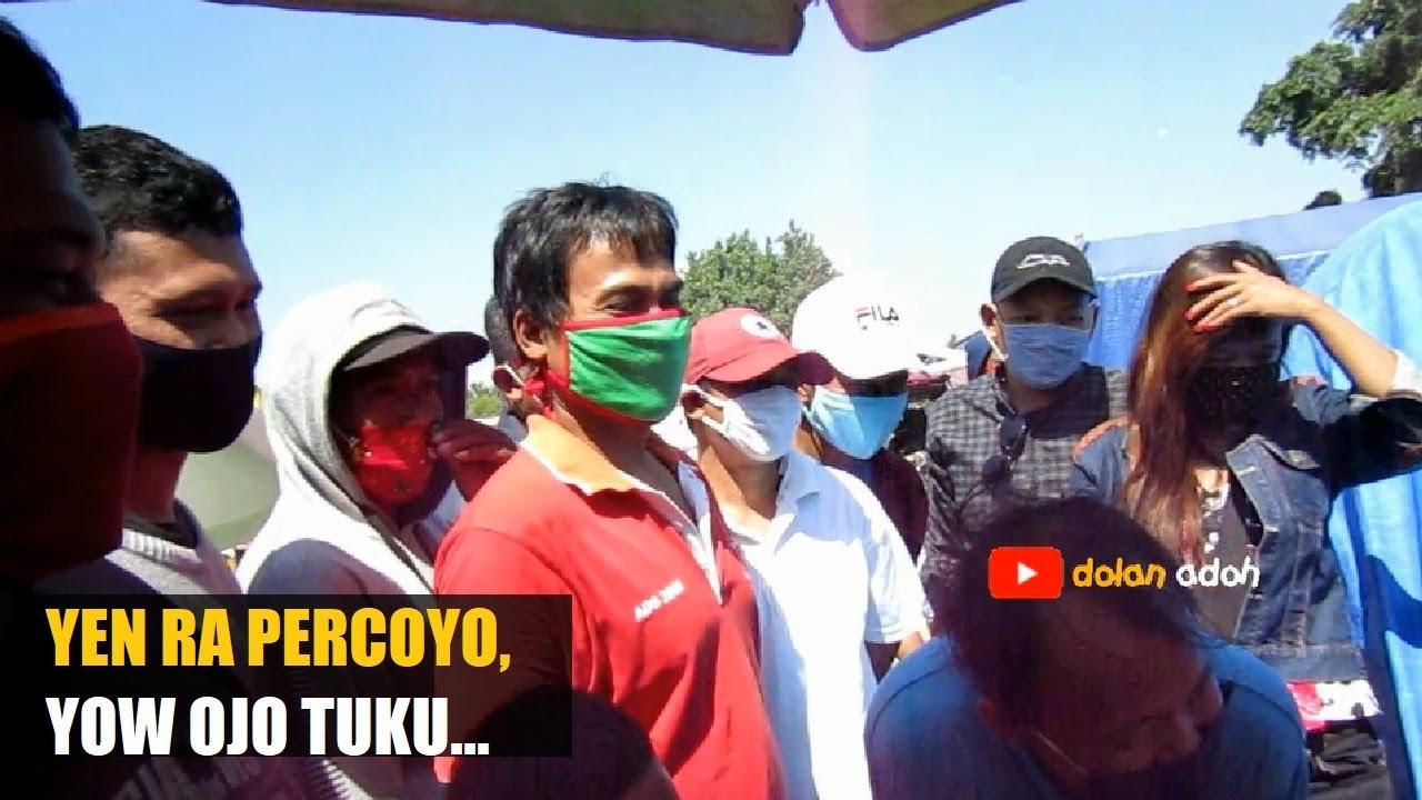 Wis Dikandani Bakul`e Ora Percaya, Meh Percaya Sopo | Pak Cemplon Jatinom