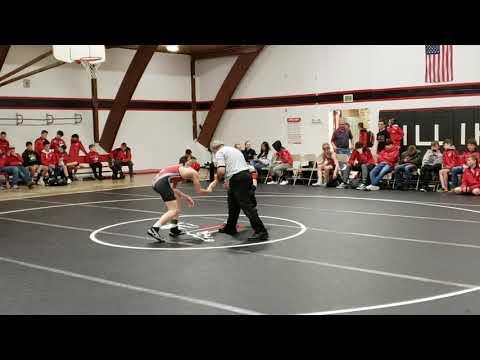 Rex Roof Milliken Middle School vs. Eaton Middle School