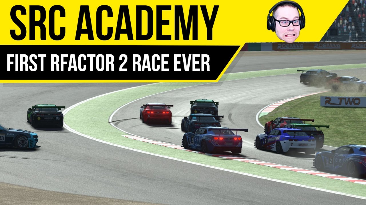 rFactor 2: SimRacing Club Academy race at Suzuka