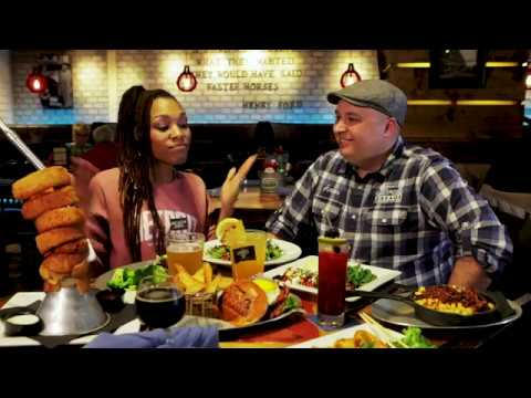 Eats in The D – Ford's Garage | Best Burgers in Detroit – Episode #22