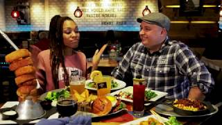 Eats in The D - Ford's Garage | Best Burgers in Detroit - Episode #22