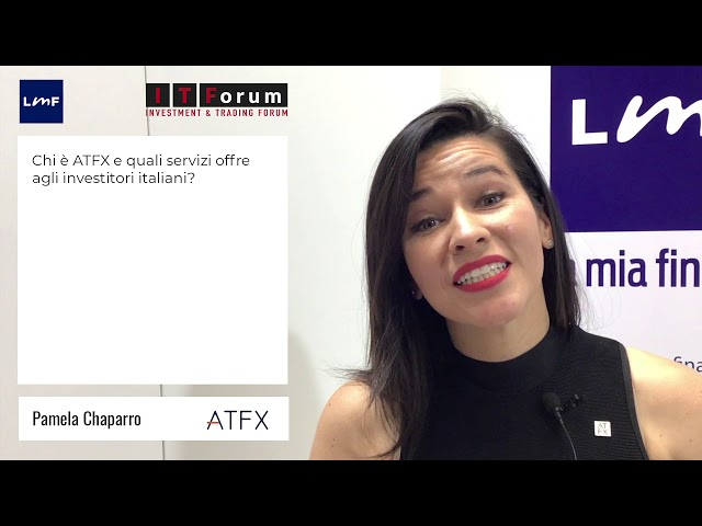 Pamela Chaparro (ATFX) - ITForum2019