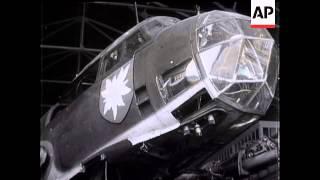 German Aircraft Dump