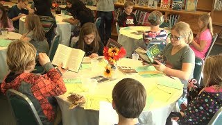 New Book Bistro offers students a taste for reading