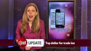Get top dollar for iPhone trade-ins - CNET Update